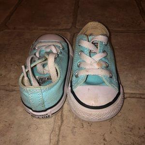 Toddler girl Converse
